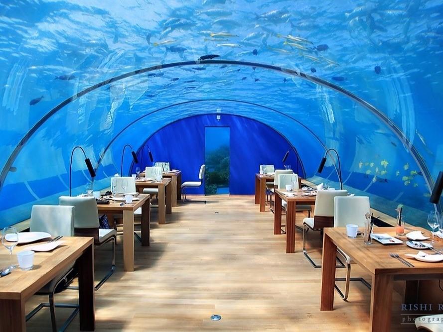 Underwater Villa